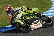 Moto3 - Terol siegt in Jerez, Folger auf zwei