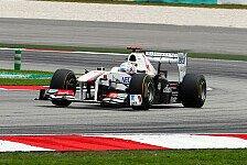 Formel 1 - Jetzt hat Kobayashi die ersten Saison-Punkte