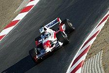 Formel 1 - Barcelona am Mittag: Panis übernimmt die Spitze