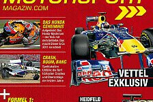 Formel 1 - Vettel & Heidfeld im neuen Motorsport-Magazin