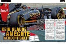 Formel 1 - Bilderserie: Motorsport-Magazin - Nr. 18