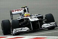 Formel 1 - Wolff traut Williams die Trendwende zu
