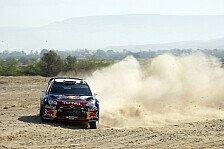 WRC - Ogier gewinnt Rallye Jordanien