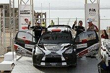 WRC - Bilder: Rallye Jordanien - 4. Lauf
