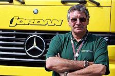 Formel 1 - Midland-Dallara ohne Anderson?