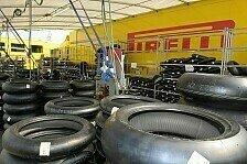 Superbike - Biaggi testet Reifen
