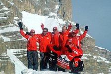 MotoGP - Ducati stellte die neue GP5 vor