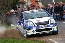 DRM - Höhen und Tiefen bei der Vogelsberg Rallye