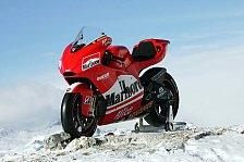 MotoGP - Bilder: Ducati in Madonna di Campiglio