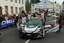 DRM - Erfolgsserie reißt bei der Vogelsberg Rallye nicht