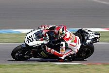 IDM - Superbike - Defekt und Platz 17 für Giuseppetti
