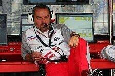 Formel 1 - Mike Gascoyne besorgt über Motorenformel