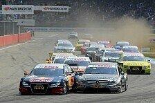 DTM - Der große Vergleich: Mercedes vs. Audi