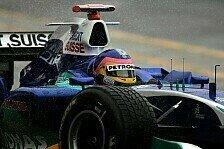 Formel 1 - BMW Sauber bestätigt Jacques Villeneuve