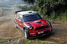 WRC - Mini: Viel Respekt vor Finnland