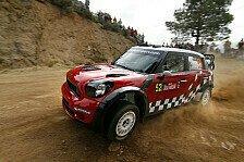 WRC - Meeke nach Tests erfreut