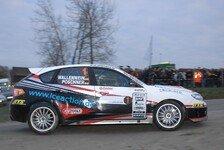 DRM - Vorschau zur ADAC Pfalz-Westrich Rallye