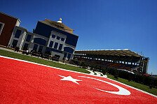 Formel 1 - Entscheidung über Türkei GP wohl am Freitag
