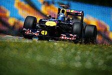 Formel 1 - Vettel feiert Start-Ziel-Sieg in Istanbul