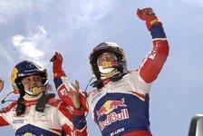 WRC - Loeb und Hirvonen peilen Sardinien-Sieg an