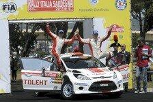 WRC - Bilder: Rallye Italien-Sardinien - 5. Lauf