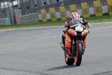 Moto2 - Marquez mit Bestzeit im Warm-Up