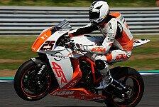 IDM - Superbike - Matej Smrz holt dritten Sieg