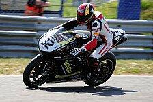 IDM - Superbike - Giuseppetti will in die Punkte
