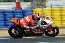 Moto2 - Bradl erneut mit Moto2-Pole