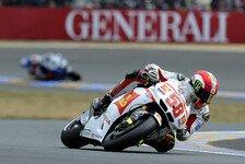 MotoGP - Simoncelli führt Warm-Up vor Rossi an
