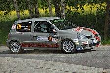 DRS - Sekundenkrimi bei der AvD Sachsen Rallye