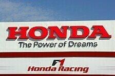 Formel 1 - Honda: Neuer Teamname erst im neuen Jahr