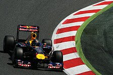 Formel 1 - Spanien GP: Vettel siegt gegen Hamilton
