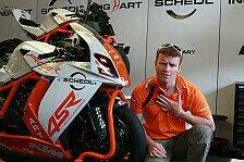IDM - Superbike - Stefan Nebel nicht am Start