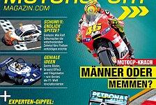 MotoGP - MotoGP-Zoff im neuen Motorsport-Magazin