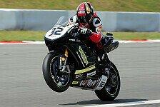 IDM - Superbike - Giuseppetti glücklich über Pole