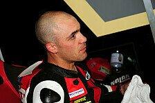 IDM - Superbike - Giuseppetti: Kein Start in Österreich