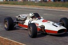 Formel 1 - Hondas erstes Formel-1-Gastspiel