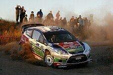 WRC - Latvala verteidigt Führung in Argentinien