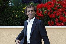 Formel 1 - Prost: Nur ein Top-Fahrer bei Ferrari denkbar
