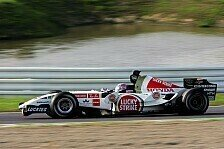Formel 1 - Takuma Sato: Ich fahre 2006 Formel 1