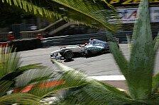 Formel 1 - Schumacher schied mit Airbox-Feuer aus