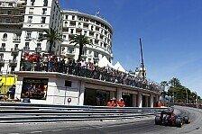 Formel 1 - DFB-Team besucht Monaco GP