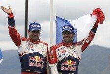 WRC - Bilder: Rallye Argentinien - 6. Lauf