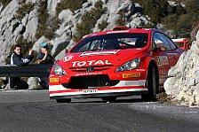 WRC - Spanien bleibt eine Asphalt-Rallye