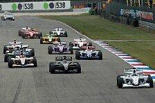 Superleague - Bereit für den Grand Prix von Belgien