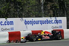 Live-Ticker Kanada GP: Donnerstag in Montreal