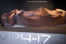 Formel 1 - McLaren lüftet heute das Geheimnis um den MP4-20