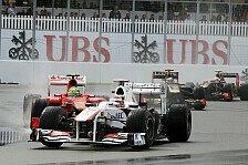 Formel 1 - Sauber will in Montreal wieder punkten