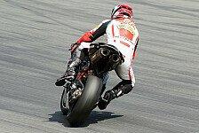 IDM - Supersport - Giuseppetti unsagbar enttäuscht